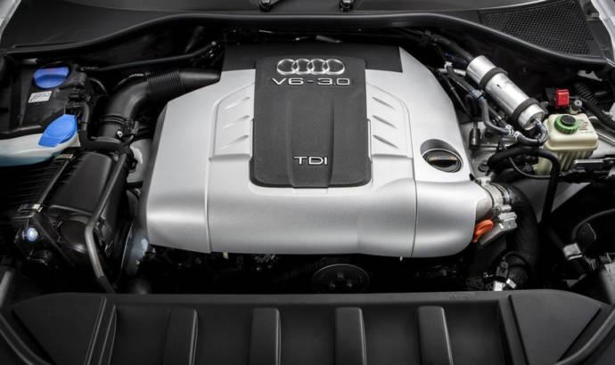 Audi may buy back 25.000 diesel vehicles in the U.S.