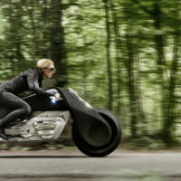BMW Vision Next 100 by Motorrad - Pictures, videos, details