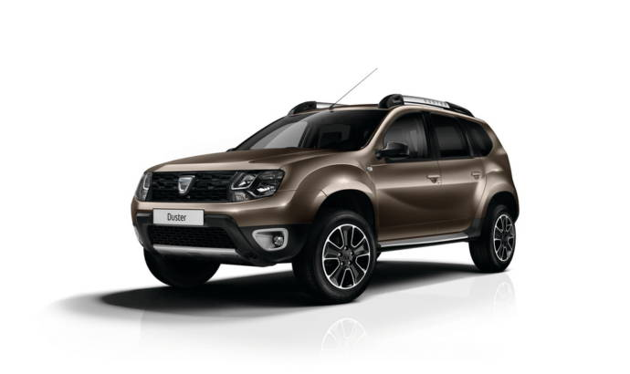 Dacia Duster is available with an EDC transmission