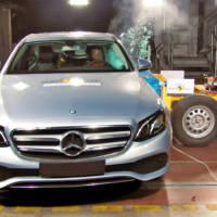 Mercedes E-Class and Peugeot 3008 EuroNCAP results