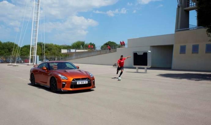 Nissan has two new brand ambassadors: Gareth Bale and Sergio Aguero