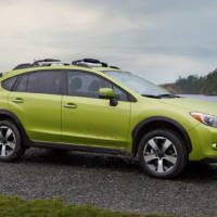 Subaru Crosstrek Hybrid discontinued in US