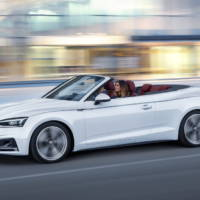 2017 Audi A5 Cabriolet unveiled
