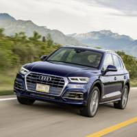 2017 Audi Q5 introduced on the US market