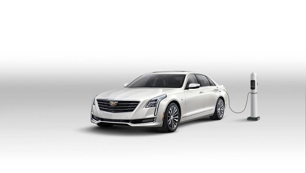 2017 Cadillac CT6 Plug-in Hybrid US pricing announced