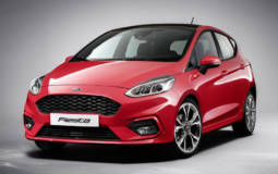 2017 Ford Fiesta - Official picture and details