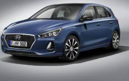 2017 Hyundai i30 exterior