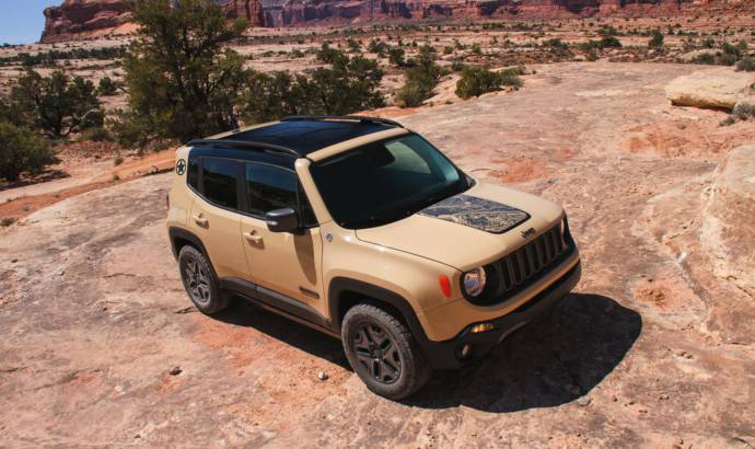2017 Jeep Renegade Desserthawk announced