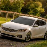 2017 Kia Cadenza US pricing announced