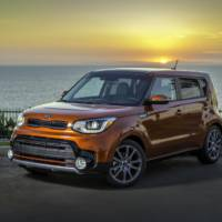 2017 Kia Soul Turbo introduced