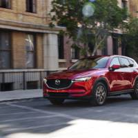 2017 Mazda CX-5 to offer a diesel engine in the US