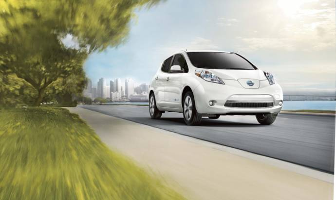 2017 Nissan Leaf US pricing announced