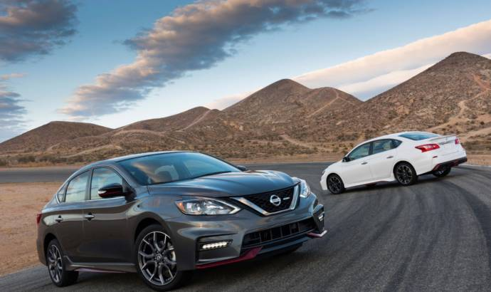 2017 Nissan Sentra Nismo launched in LA Motor Show