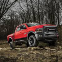 2017 Ram Power Wagon launched in the US