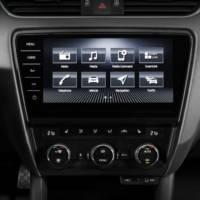 2017 Skoda Octavia interior gets detailed