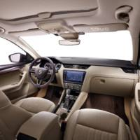 2017 Skoda Octavia interior gets detailed