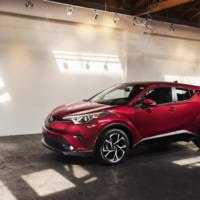 2017 Toyota CH-R US trim levels detailed