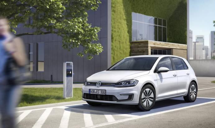 2017 Volkswagen eGolf comes with bigger range
