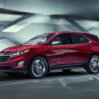 2018 Chevrolet Equinox will debut in Los Angeles