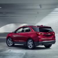 2018 Chevrolet Equinox will debut in Los Angeles