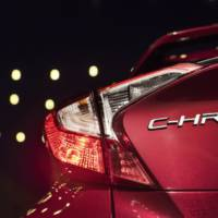 2018 Toyota C-HR will be revealed during the LA Show