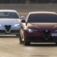 Alfa Romeo Giulia sets world record on Silverstone