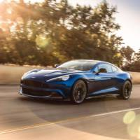 Aston Martin Vanquish S special edition unveiled