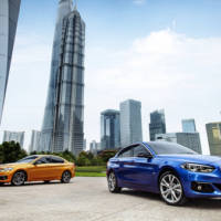 BMW 1-Series sedan - Official pictures and details