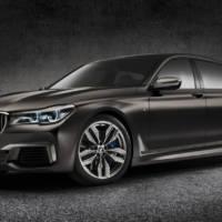 BMW M760i xDrive US-price