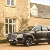 Bentley Bentayga has received a special picnic kit