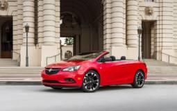 Buick Cascada receives new Sport Red exterior color