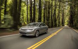 Chrysler 200C earns five star safety rating