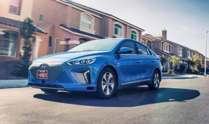 Hyundai Autonomous Ioniq Concept introduced