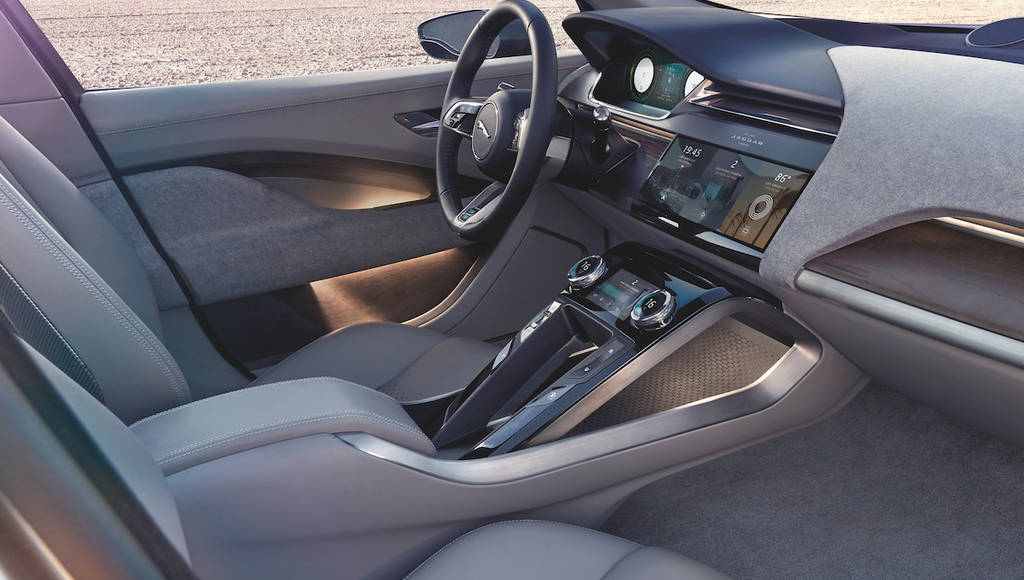 Jaguar I-Pace Concept - Official pictures and details