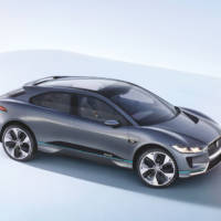 Jaguar I-Pace Concept - Official pictures and details