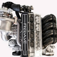 Koenigsegg launched a cam-less engine