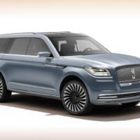 Lincoln Navigator Concept first appearance
