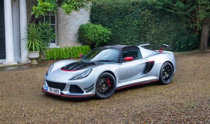 Lotus Exige Sport 380 unveiled