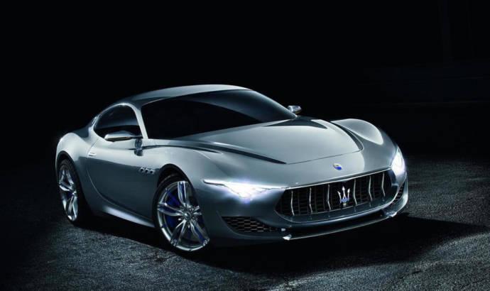 Maserati Alfieri, officially confirmed