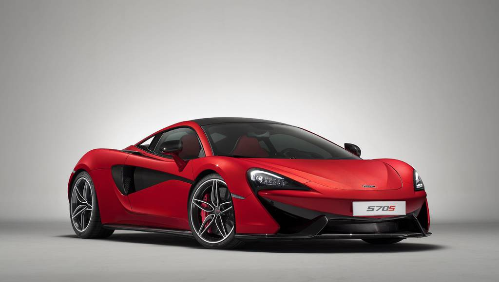McLaren 570S Design Editions introduced