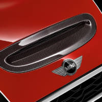Mini introduces John Cooper Works accesories