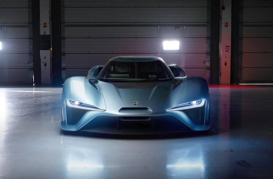 NextEV Nio supercar unveiled as the worlds fastest electric car