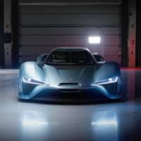 NextEV launched the NIO EP9 electric supercar. It has 1.360 horsepower
