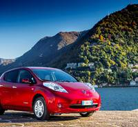 Nissan counts 75.000 electric cars in Europe