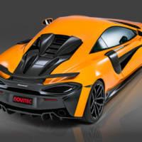Novitec Rosso McLaren 570S tuning kit