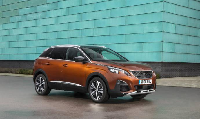 Peugeot 3008 UK pricing announced