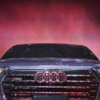 Projection of Greatness - The new Audi Q7 commercial