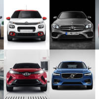 The 2017 European Car of the Year Award - the finalists