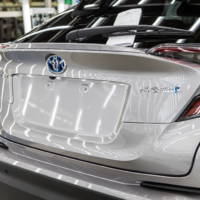 Toyota C-HR hits the production line in Turkey