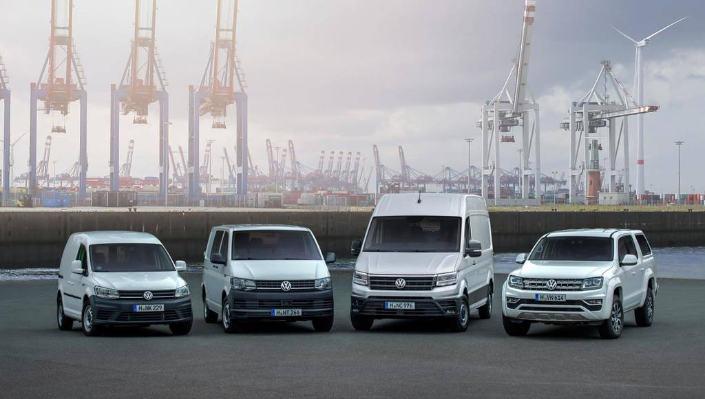Volkswagen Commercial Vehicles sold 390.000 units this year